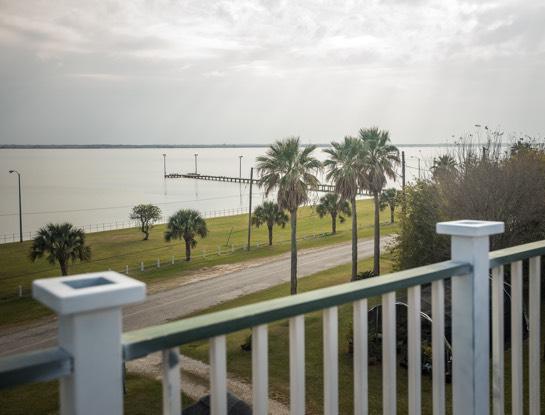 3rd floor balcony view