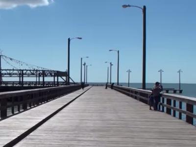 palacios bay dock